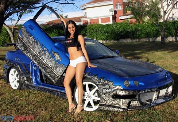 Qual O Conjunto Carro Mulher Que Gostam Mais